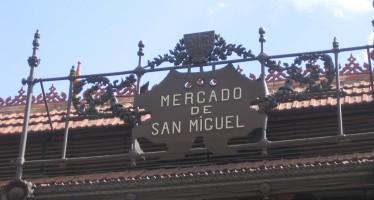 El Mercado de San Miguel de Madrid