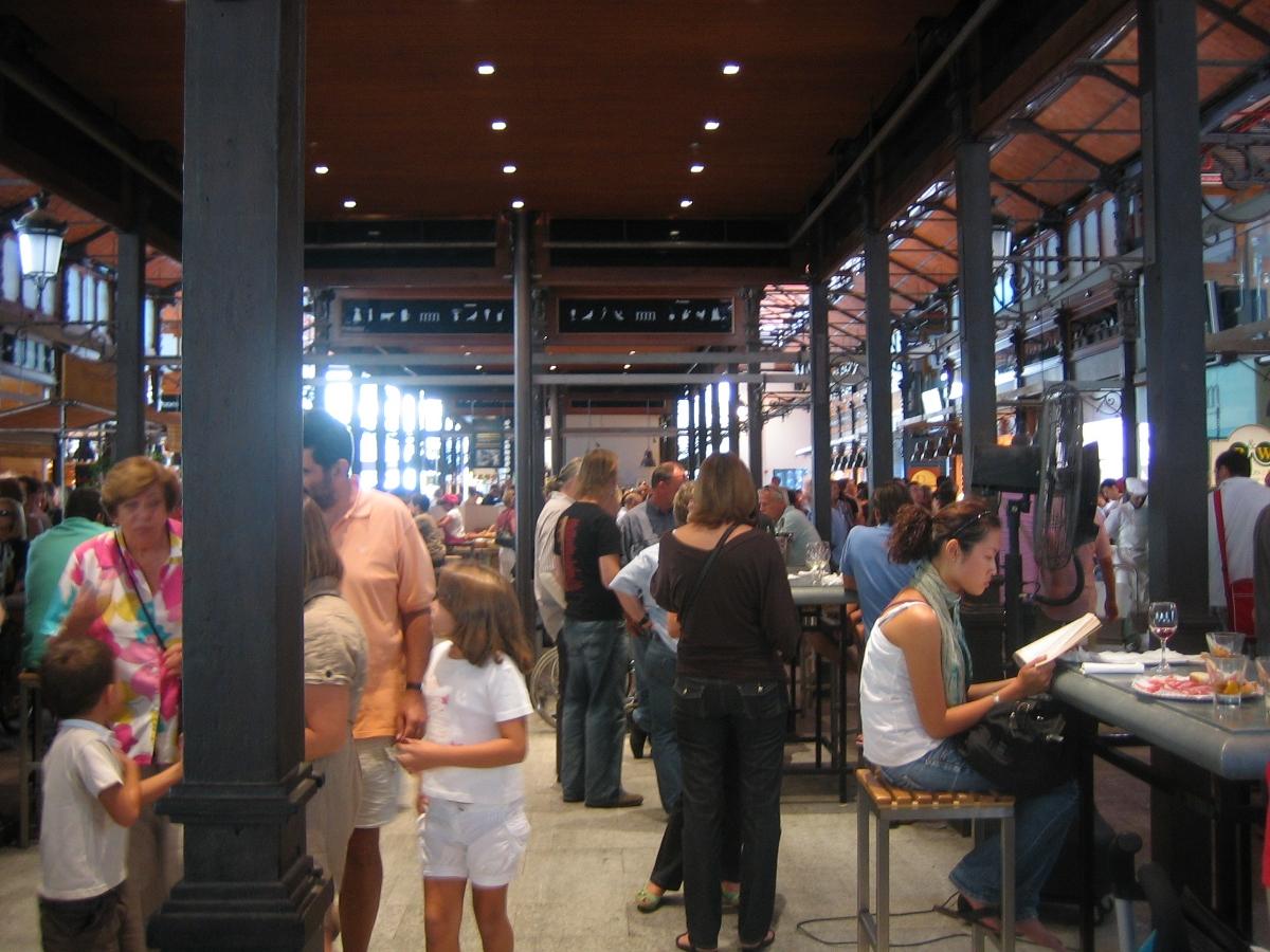 El Mercado de San Miguel