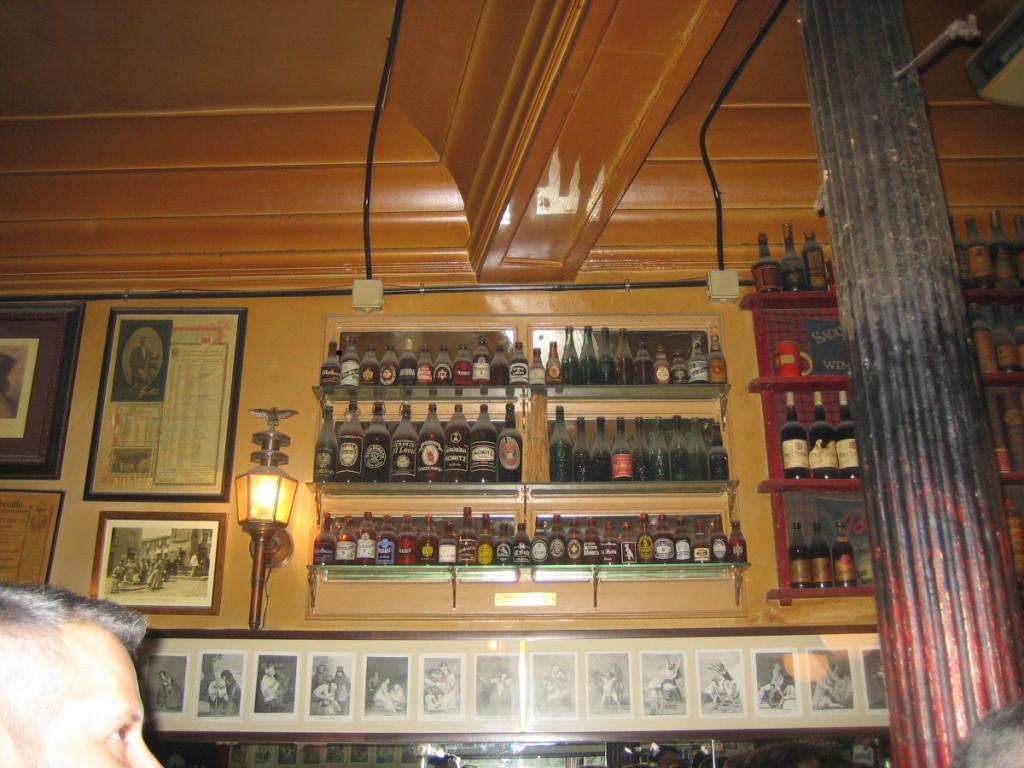 Tabernas en Madrid. Visitar Madrid