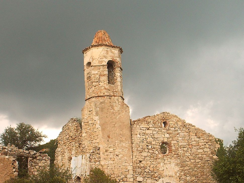 Iglesia de la Mussara Tarragona