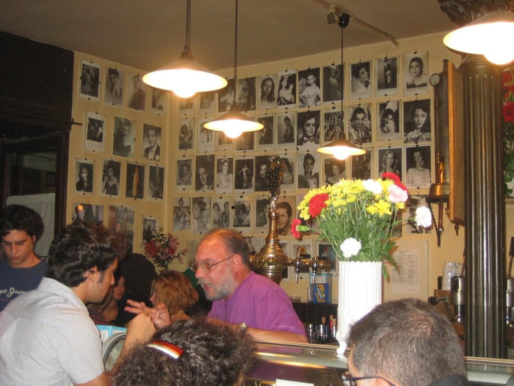 Taberna La Copla. Visitar Madrid