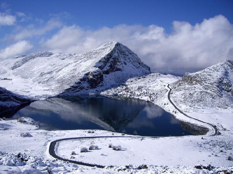 Cicloturismo - Lagos de Covadonga