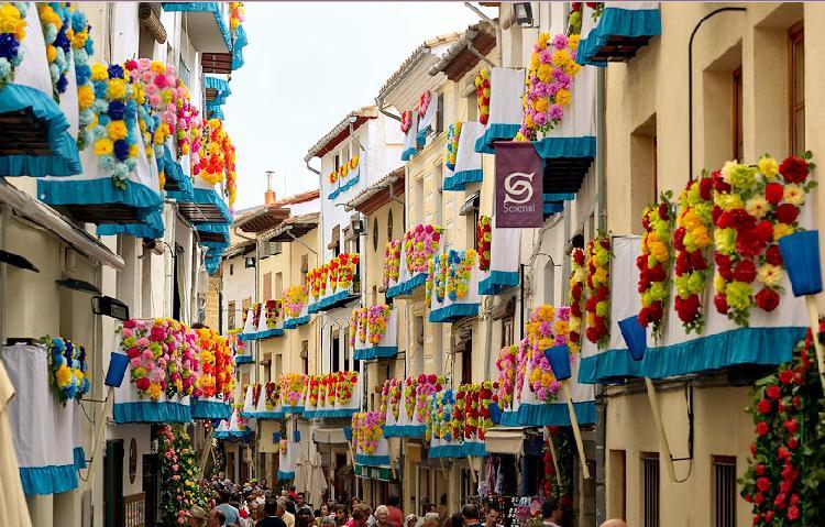 El Sexenni en Morella. Turismo Castellón