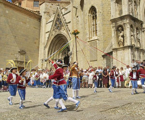 El Sexenni en Morella. Visitar Castellón