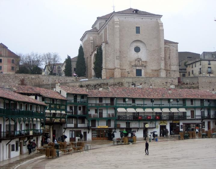 Chinchón - excursiones cerca de Madrid