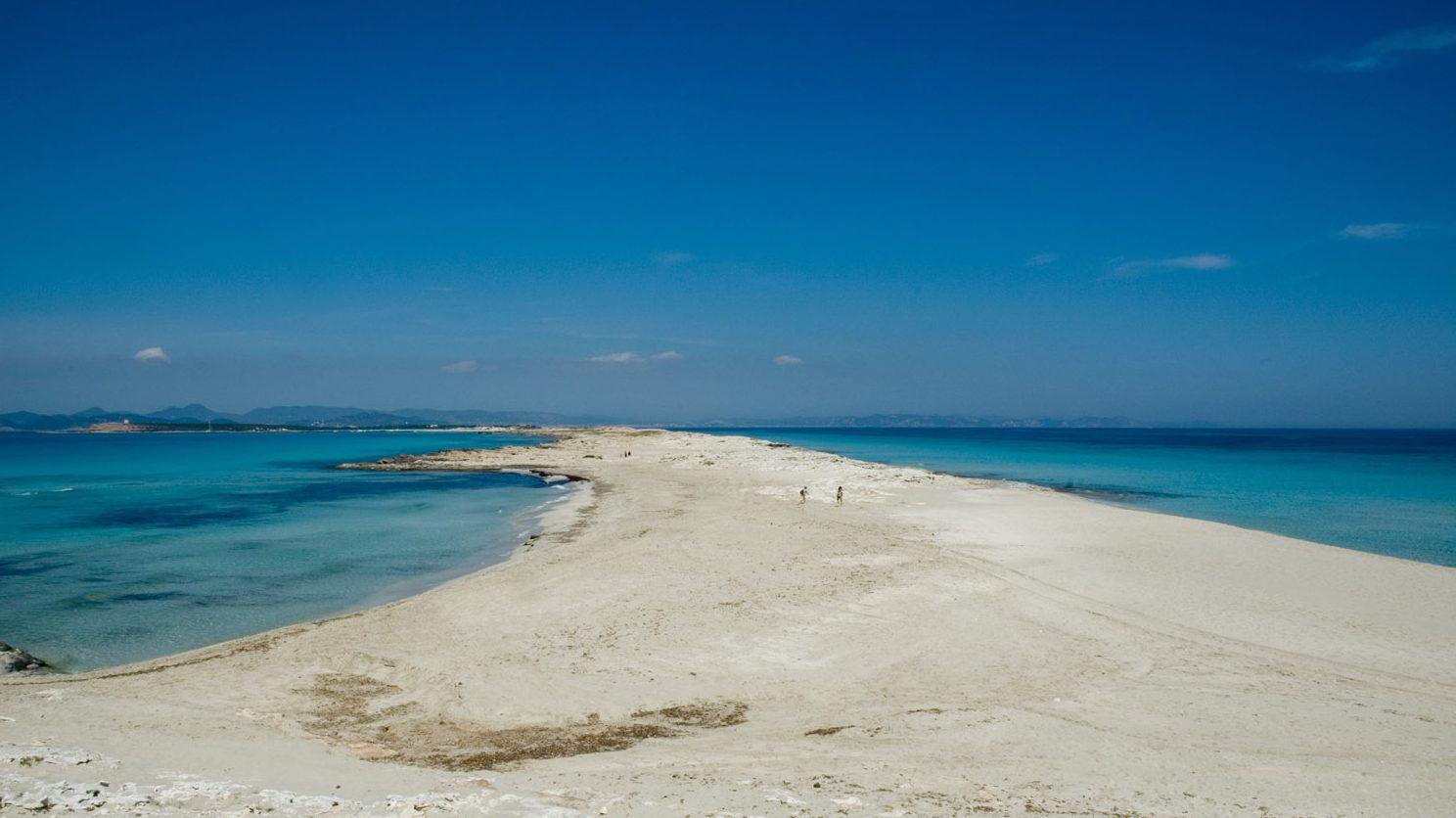 Ses Illetes -ferry Formentera