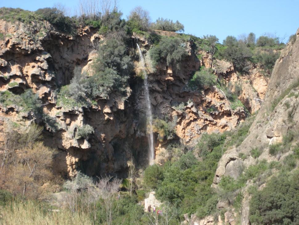 El Salto de la Novia. Visitar Castellón