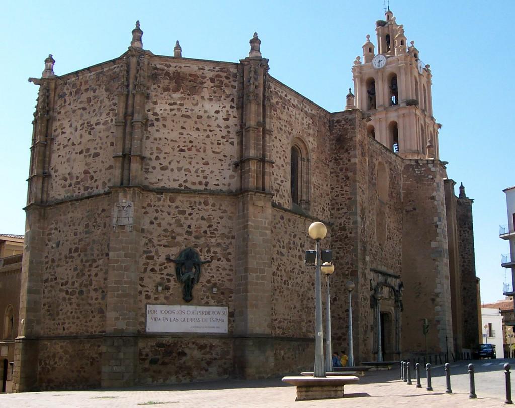 Parroquia-de-Purificacion Almendralejo Turismo