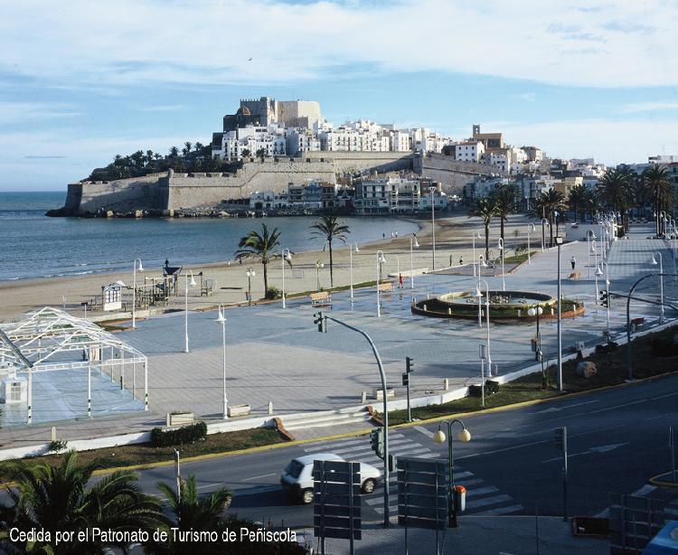 Peñíscola. Turismo Castellón