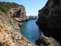 Cala Rafalet, rincón paradisiaco en Menorca