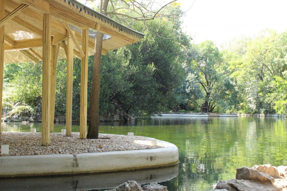 Casa de Cañas - Parque El Capricho cómo llegar