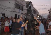 Las Fiestas del Jaleo en Sant Lluis - Galería Fotográfica