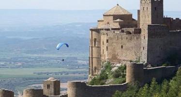 Castillo de Loarre fortaleza medieval