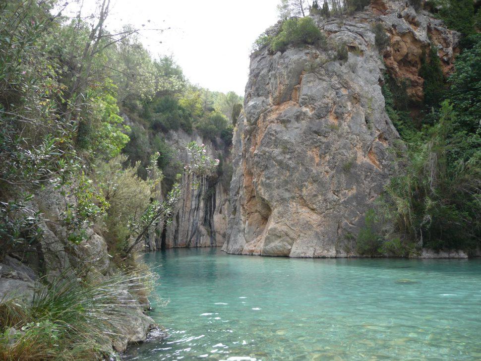 Montanejos aguas termales. Turismo Castellón