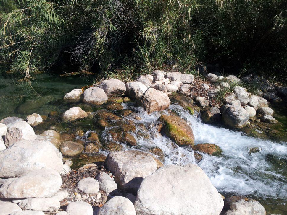 Montanejos balnearios. Turismo Castellón