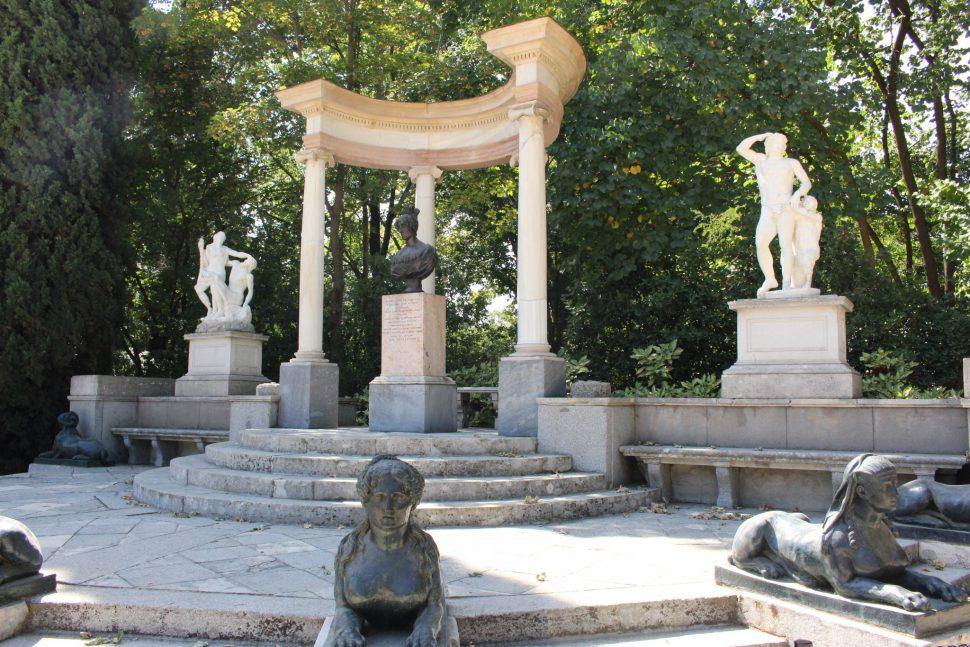 Parque El Capricho fotos