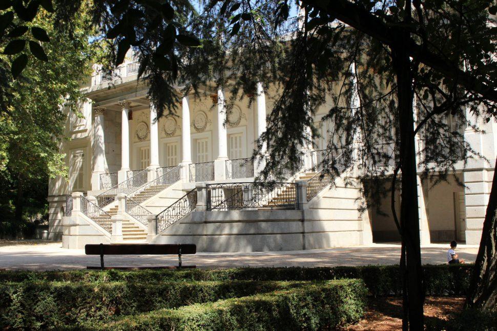 Palacio de los Duques de Osuna - Parque El Capricho fotos