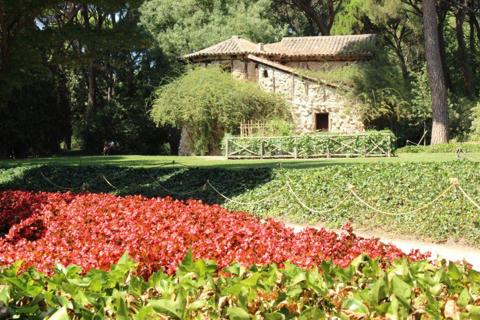 La Casa de la Vieja - Parque el Capricho fotos