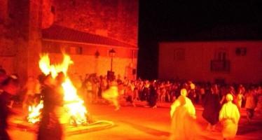 La Diabla de Valverde de Leganés, una fiesta mágica