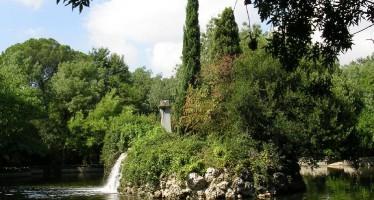 Parque el Capricho, en Madrid