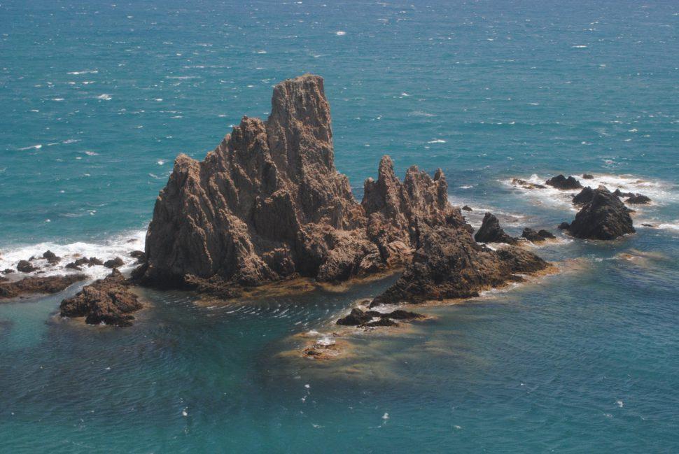 El Arrecife de las Sirenas. Turismo Almería