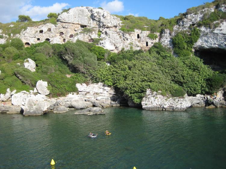 Cala Coves - Menorca