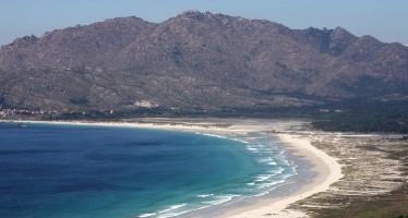 Playa de Carnota una de las mejores en el Mundo