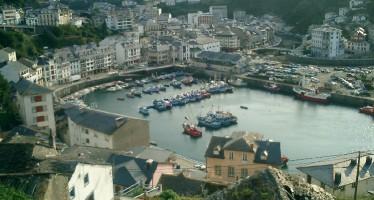 Luarca, precioso enclave marinero en la costa Asturiana