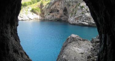 Sa Calobra paisaje espectacular en Mallorca