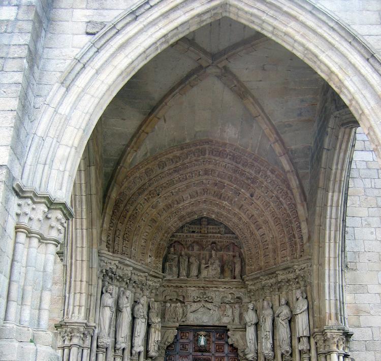 Catedral de Tui en Galicia. Turismo Galicia