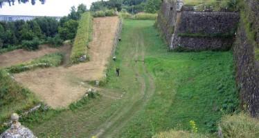 Tui, la fortaleza en Galicia