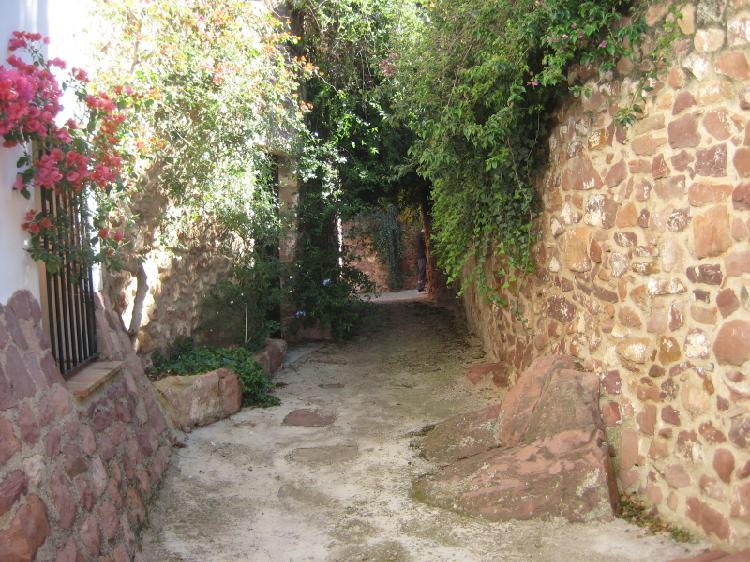 Casco antiguo de Villafamés. Turismo Castellón
