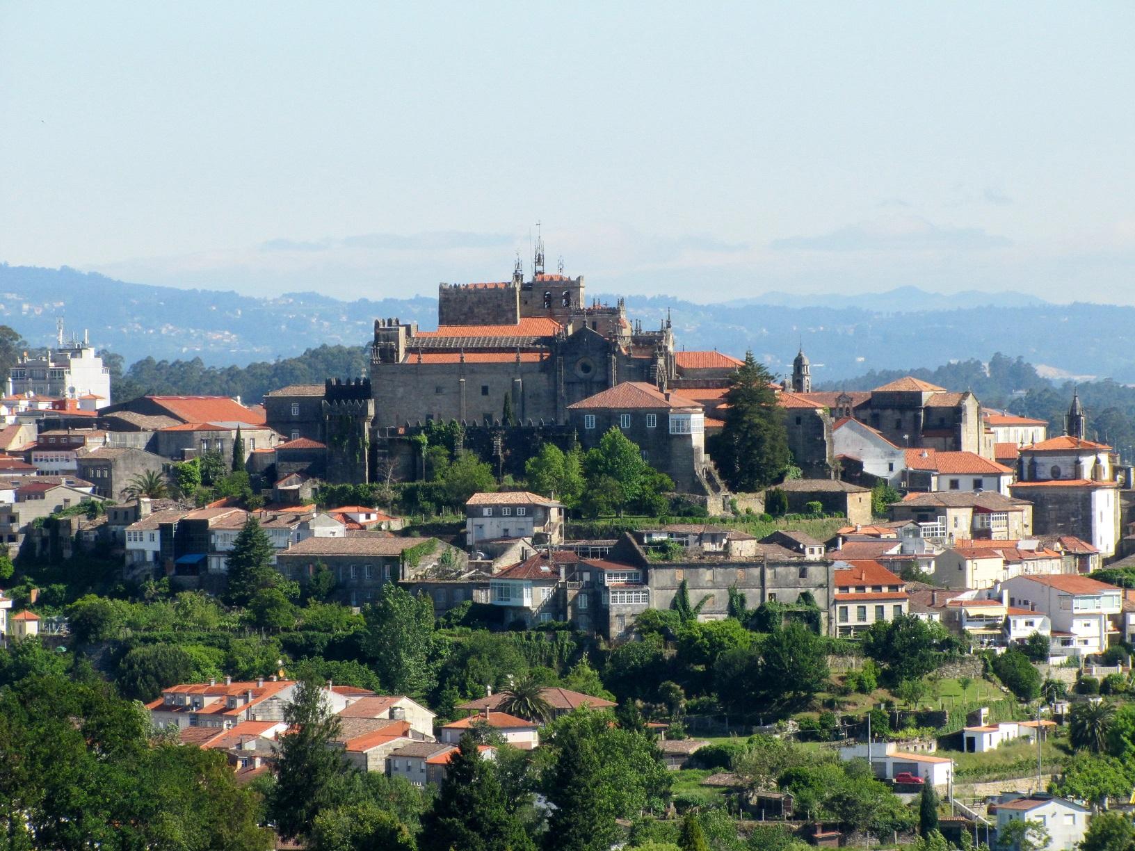 Tui . Turismo Pontevedra