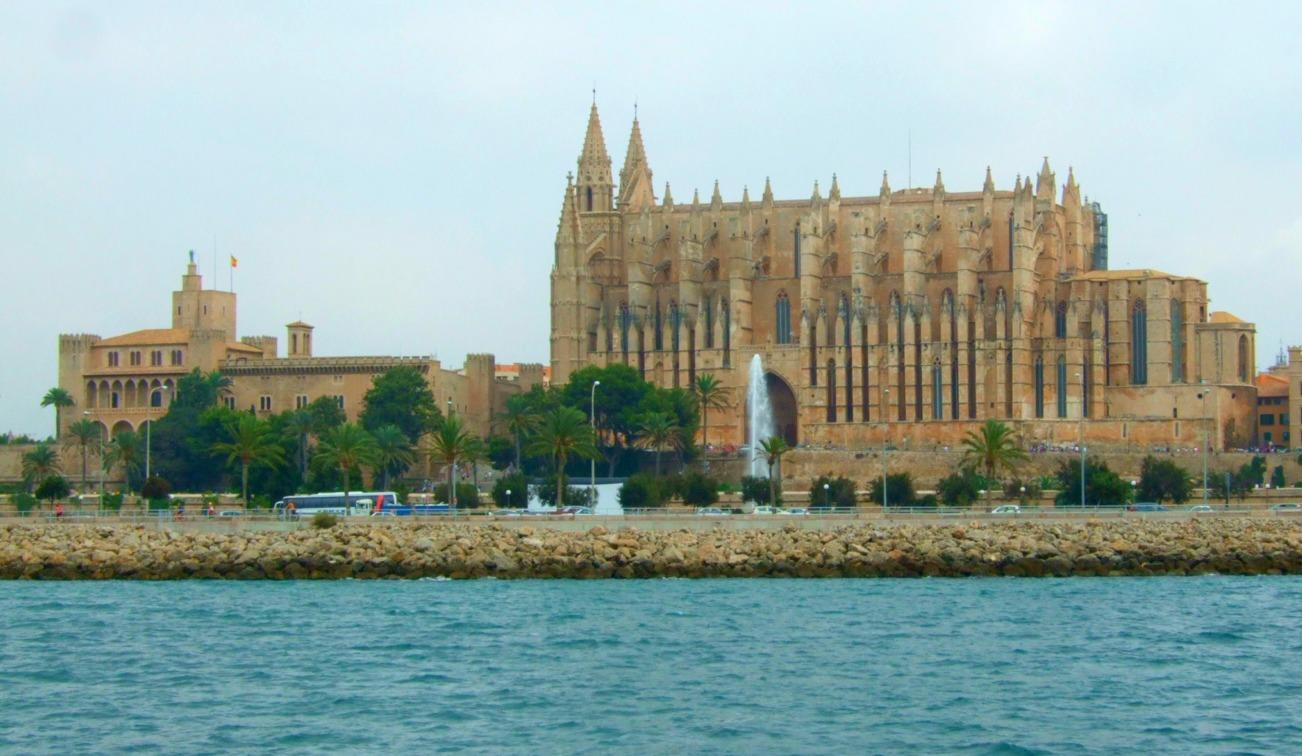 palma de mallorca cruceros por el mediterraneo
