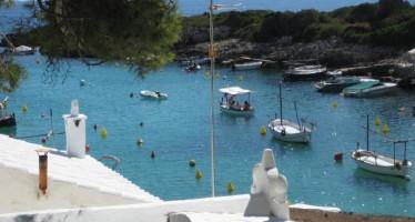 Cala Binissafúller en Menorca