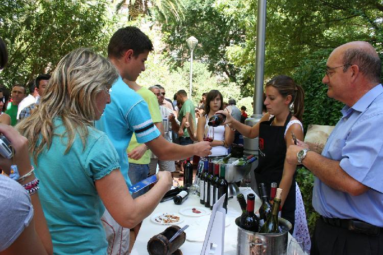 Miniferia del Vino. Cedida por Turismo Jumilla