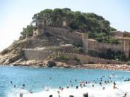 """Tossa de Mar, """"el Paraíso Azul"""" de la Costa Brava"""