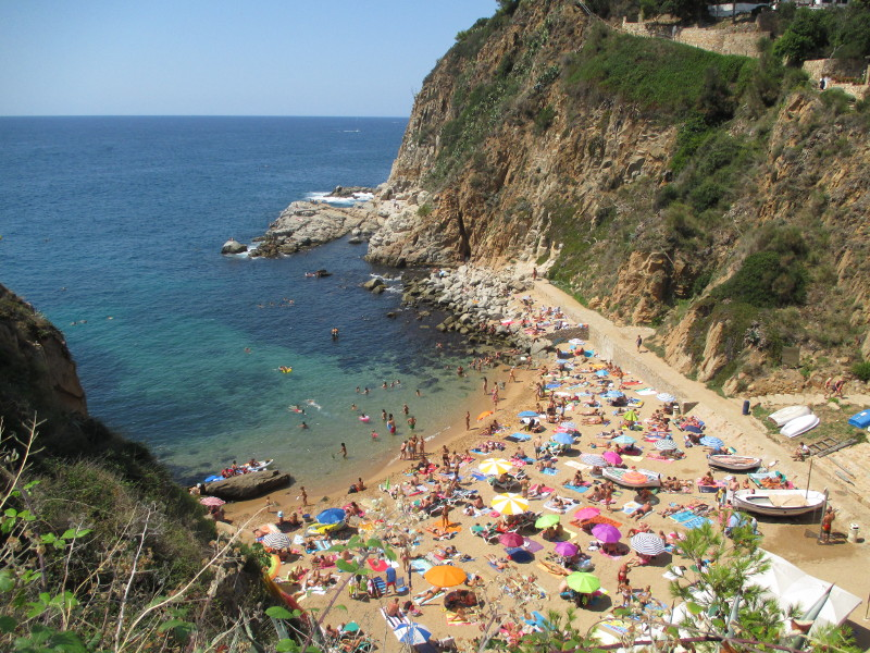 Es Codolar. Turismo Girona