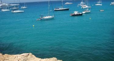 Cala Saona en Formentera