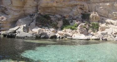 Cala es Ram en Formentera