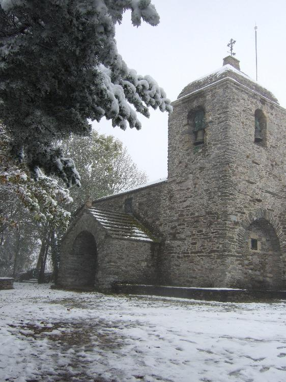 O Cebreiro Pueblos con encanto de Galicia
