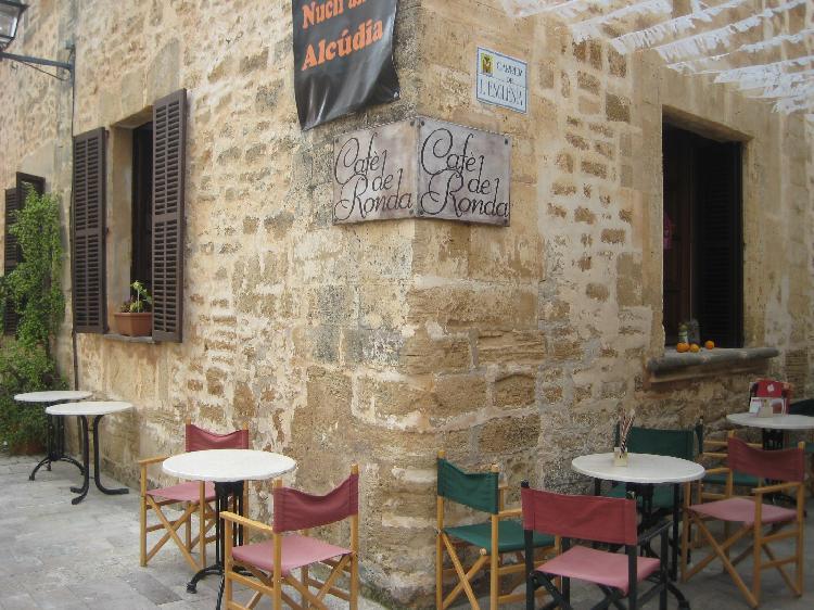 Terraza en Alcudia
