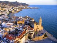 Sitges, un paraíso en la  costa catalana