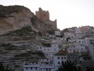 Alcalá de Jucar y sus famosas cuevas