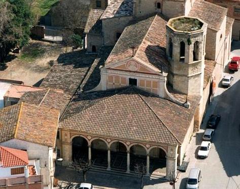 Iglesia de Sant Sadurní d'Anoia