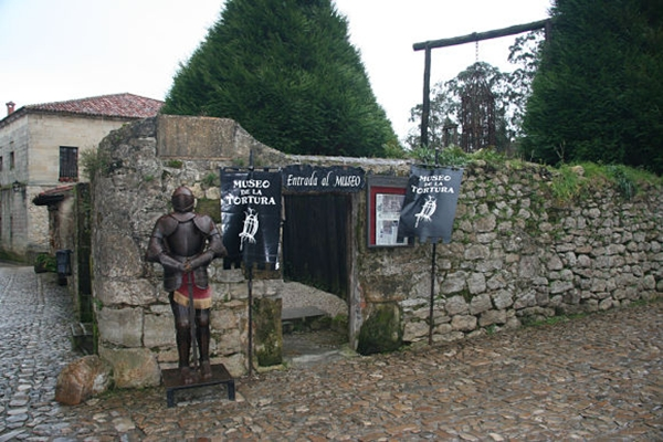 Museo Inquisición en Santillana del Mar