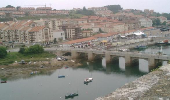 San Vicente de la Barquera, precioso pueblo marinero