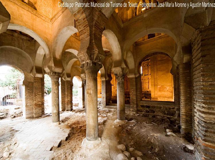 Mezquita Cristo de la Cruz. Turismo Toledo
