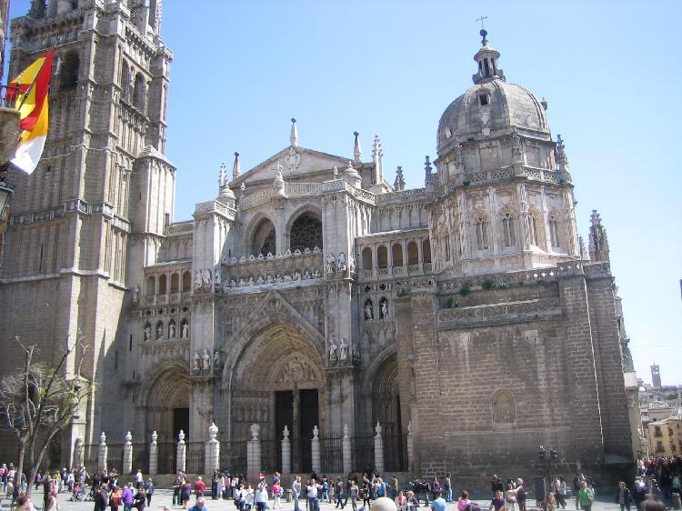 Catedral de Toledo. Visitar Toledo