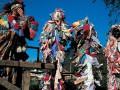La Vijanera. El primer Carnaval del año en Silió, Cantabria.
